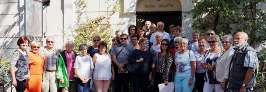 Deutsch-Polnische Begegnung zum Weinfest in Zielona Góra