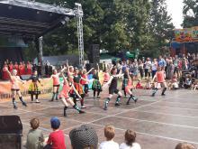 Deutsch-Polnische Tanzbegegnung in Cottbus, 22.-23.06.2019