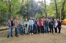 Deutsch-Polnische Begegnung für aktive Senioren in Przylep