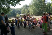 Deutsch-Polnische Kinderbegegnung in Cottbus, 5.09.2018