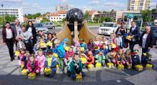Deutsch-Polnische Kinderbegegnung in Zielona Gόra, 29.05.2019