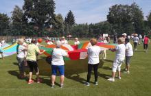 Deutsch-Polnisches Sportfest für Senioren in Cottbus, 19.06.2019