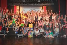 Deutsch-Polnisches Jugendfestival in Cottbus, 13.09.2019